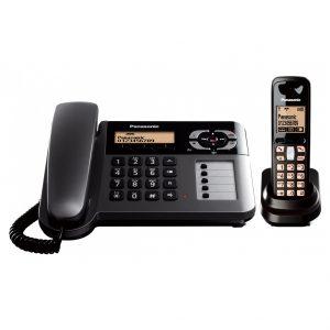 گوشی تلفن بیسیم پاناسونیک مدل Panasonic-KX-TG6461