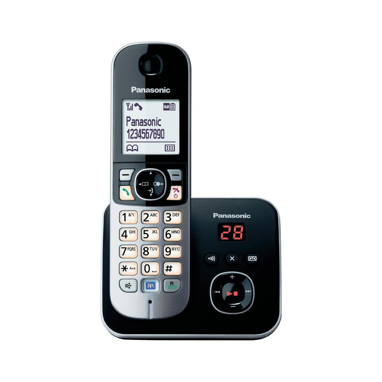 گوشی تلفن بیسیم پاناسونیک مدل Panasonic-KX-TG6811