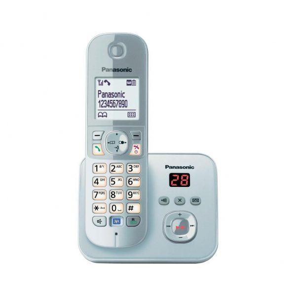 گوشی تلفن بیسیم پاناسونیک KX-TG6821 سفید