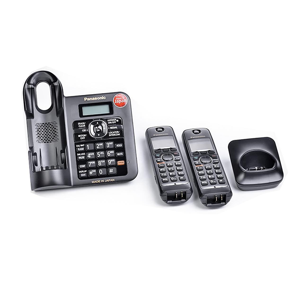گوشی تلفن بیسیم پاناسونیک مدل Panasonic-KX-TG3822JX ساخت ژاپن | جزییات