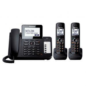 گوشی تلفن بیسیم پاناسونیک Panasonic-KX-TG6672 ساخت مالزی