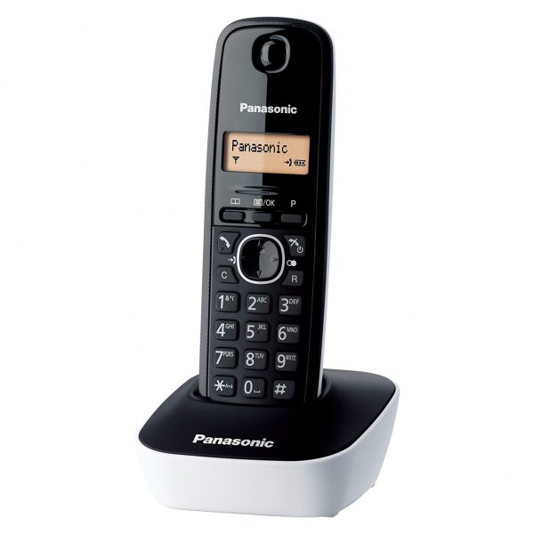 گوشی تلفن بیسیم پاناسونیک مدل KX-TG1611SPH