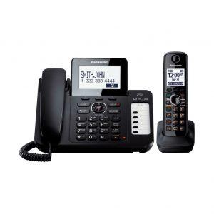 گوشی تلفن بیسیم پاناسونیک مدل-KX-TG6671 رومیزی و بی