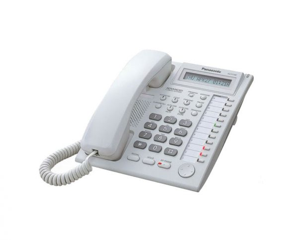 گوشی تلفن سانترال پاناسونیک مدل Panasonic-KX-T7730 ساخت ویتنام