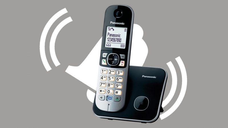 قابلیت تلفن پاناسونیک به عنوان یاد آوری کننده و هشدار دهنده زمان