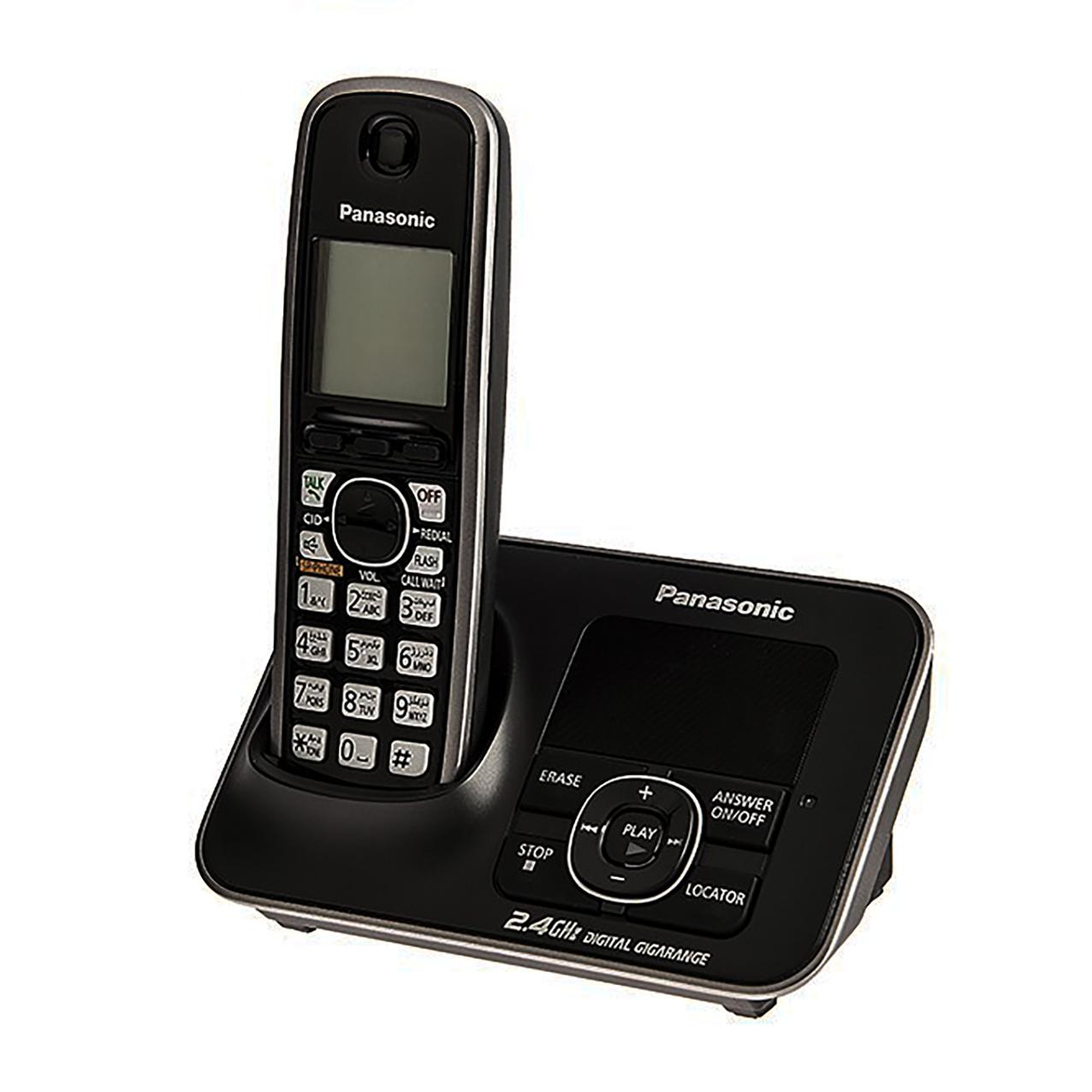 گوشی تلفن بیسیم پاناسونیک مدل KX-TG3721