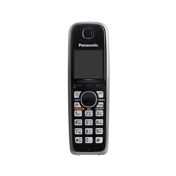 گوشی تلفن بیسیم پاناسونیک مدل Panasonic-KX-TG3711