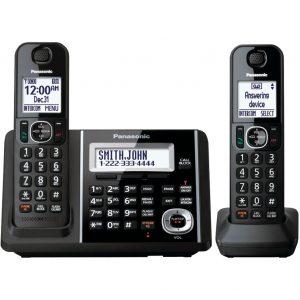 گوشی تلفن بیسیم پاناسونیک مدل Panasonic-KX-TGF342