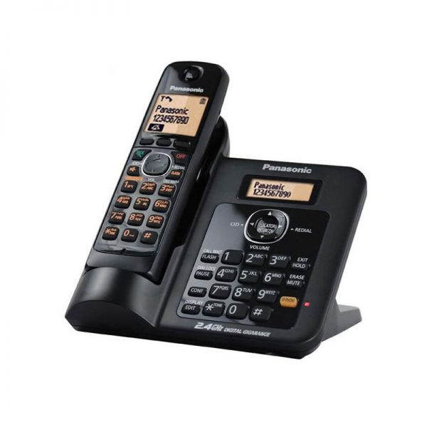گوشی تلفن بیسیم پاناسونیک مدل Panasonic-KX-TG3811BX
