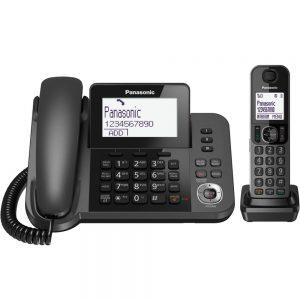 گوشی تلفن بیسیم پاناسونیک مدل Panasonic-KX-TGF320JX ساخت ژاپن | یک عدد گوشی بی سیم