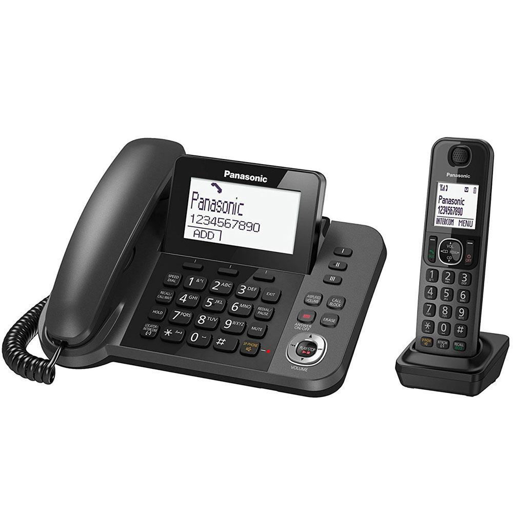 گوشی تلفن بیسیم پاناسونیک مدل Panasonic-KX-TGF320JX ساخت ژاپن