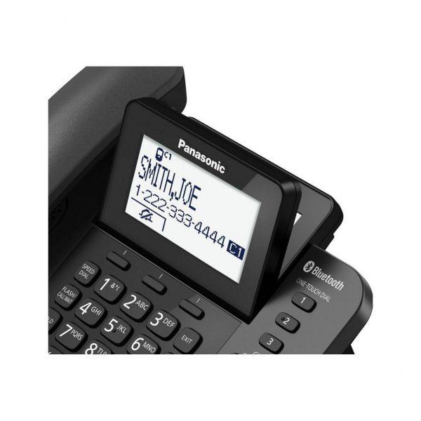 گوشی تلفن بیسیم پاناسونیک مدل Panasonic-KX-TGF322JX | صفحه نمایش