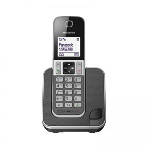 گوشی تلفن بیسیم پاناسونیک مدل Panasonic-KX-TGD310