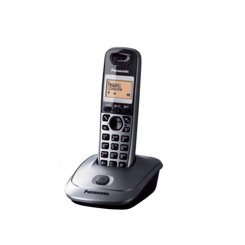 گوشی تلفن بیسیم پاناسونیک مدل Panasonic-KX-TG2511 | طوسی