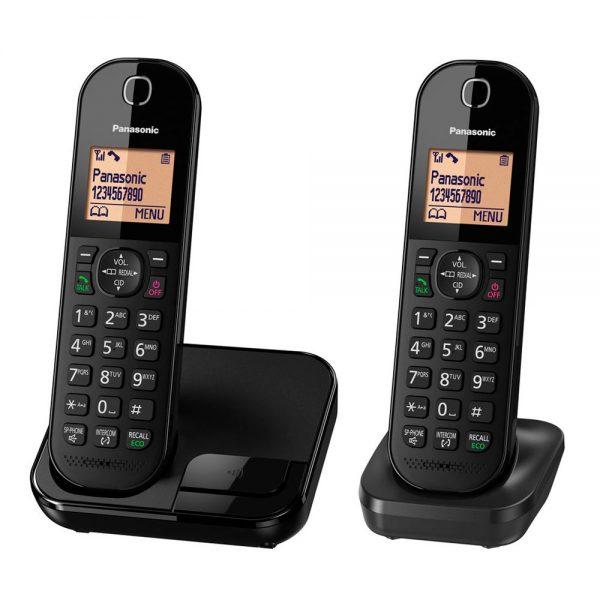 گوشی تلفن بیسیم پاناسونیک مدل Panasonic-KX-TGC412