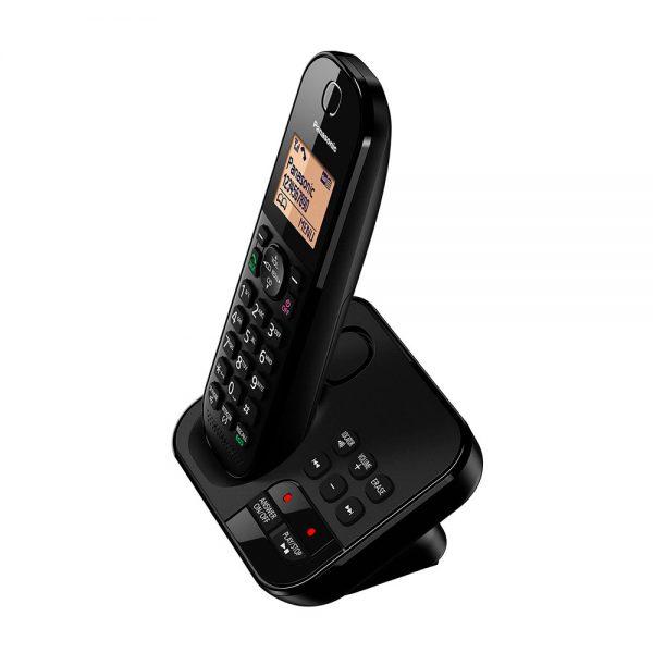 گوشی تلفن بیسیم پاناسونیک مدل Panasonic-KX-TGC422 | نما کنار