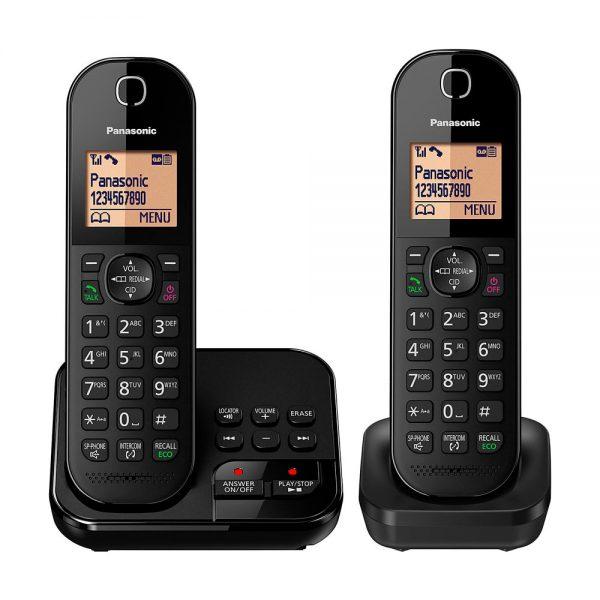 گوشی تلفن بیسیم پاناسونیک مدل Panasonic-KX-TGC422