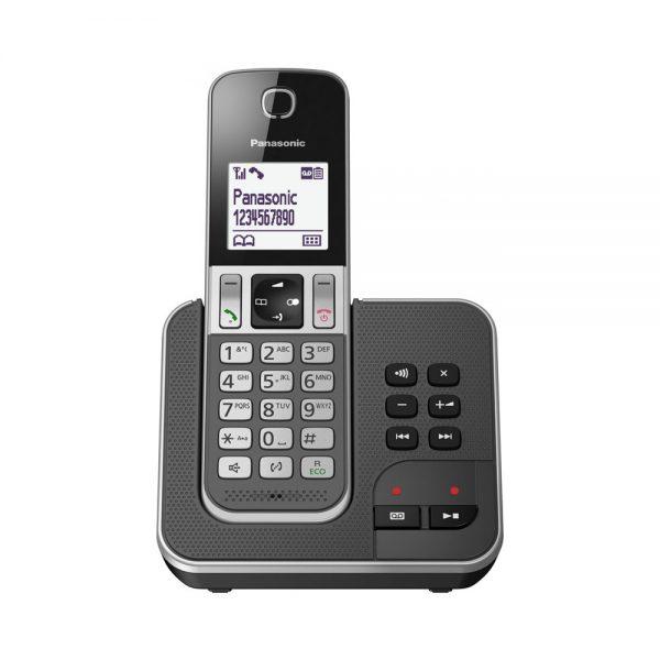 گوشی تلفن بیسیم پاناسونیک مدل Panasonic-KX-TGD320