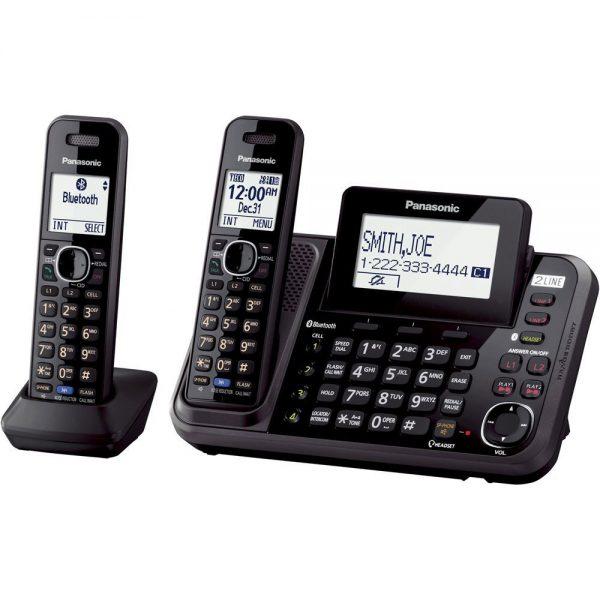 گوشی تلفن بیسیم پاناسونیک مدل Panasonic-KX-TG9542