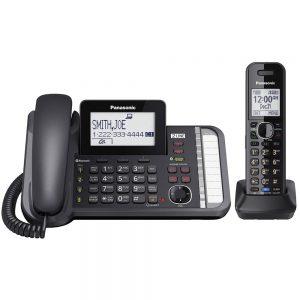 گوشی تلفن بیسیم پاناسونیک مدل Panasonic-KX-TG9581 سفارش آمریکا
