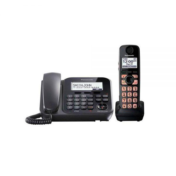 گوشی تلفن بیسیم پاناسونیک مدل Panasonic-KX-TG4771