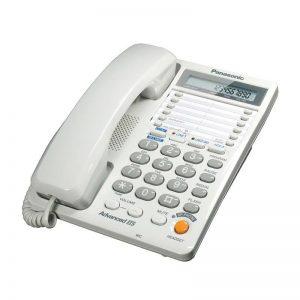 گوشی تلفن رومیزی پاناسونیک مدل Panasonic-KX-T2378MXW سفارش آمریکا