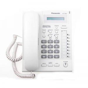 گوشی تلفن سانترال پاناسونیک مدل Panasonic-KX-T7665X