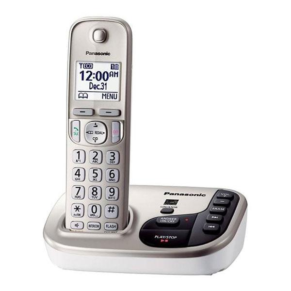 گوشی تلفن بیسیم پاناسونیک مدل Panasonic-KX-TGD220