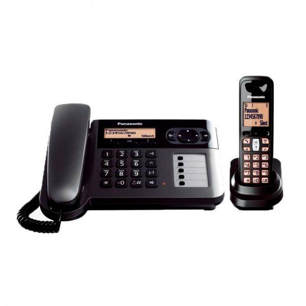 گوشی تلفن بیسیم پاناسونیک مدل Panasonic-KX-TGF110