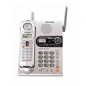 گوشی تلفن بیسیم پاناسونیک مدل Panasonic-KX-TG2360 JXS | سفید