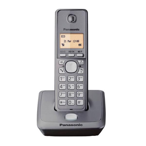 گوشی تلفن بیسیم پاناسونیک مدل Panasonic-KX-TG2711