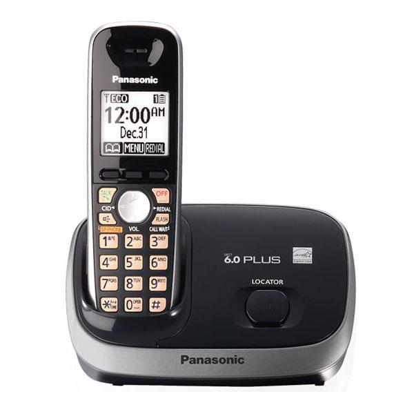 گوشی تلفن بیسیم پاناسونیک مدل Panasonic-KX-TG6511