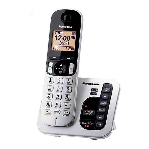 گوشی تلفن بیسیم پاناسونیک مدل Panasonic-KX-TGC220