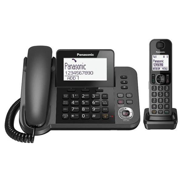 گوشی تلفن بیسیم پاناسونیک Panasonic-KX-TGF310