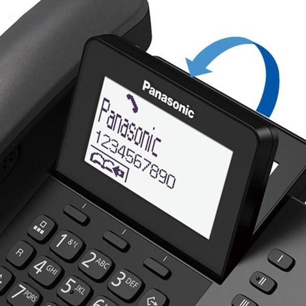 گوشی تلفن بیسیم پاناسونیک Panasonic-KX-TGF310 | کی پد