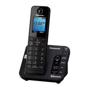 گوشی تلفن بیسیم پاناسونیک مدل Panasonic-KX-TGH260