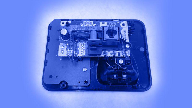 تعمیر تلفن - تعویض و مونتاژ پایه اصلی