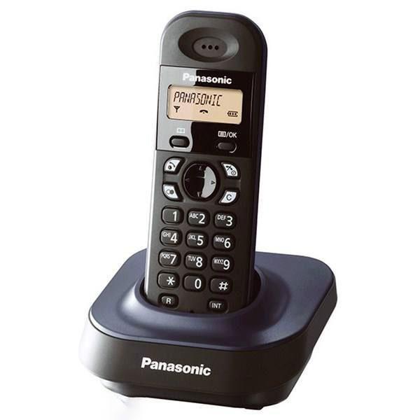 گوشی تلفن بیسیم پاناسونیک مدل Panasonic-KX-TG1311BX