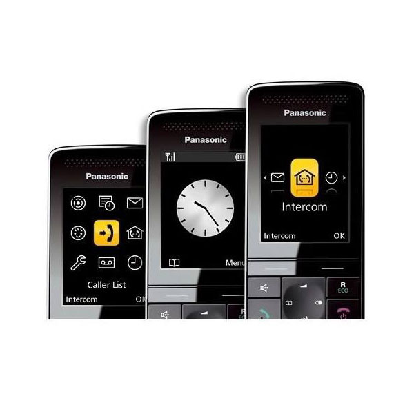 گوشی تلفن بیسیم پاناسونیک مدل Panasonic-KX-PRS-110 | نرم افزار