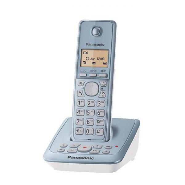 گوشی تلفن بیسیم پاناسونیک مدل Panasonic-KX-TG2721