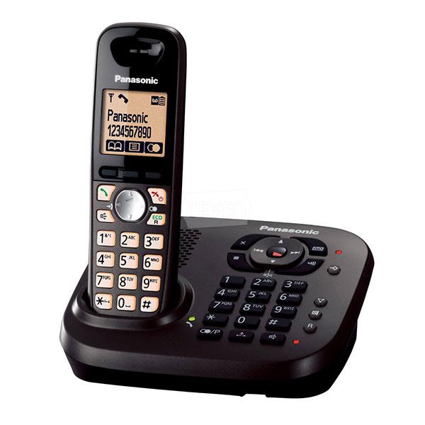 گوشی تلفن بیسیم پاناسونیک مدل Panasonic-KX-TG6561 | تغییر رنگ صفحه کلید
