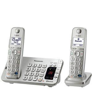 گوشی تلفن بیسیم پاناسونیک مدل Panasonic-KX-TGE272