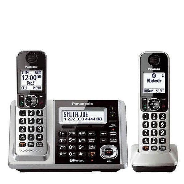 گوشی تلفن بیسیم پاناسونیک Panasonic-KX-TGF372