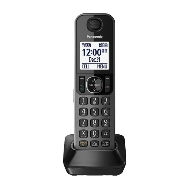گوشی تلفن بیسیم پاناسونیک Panasonic-KX-TGF380 | تلفن بیسیم
