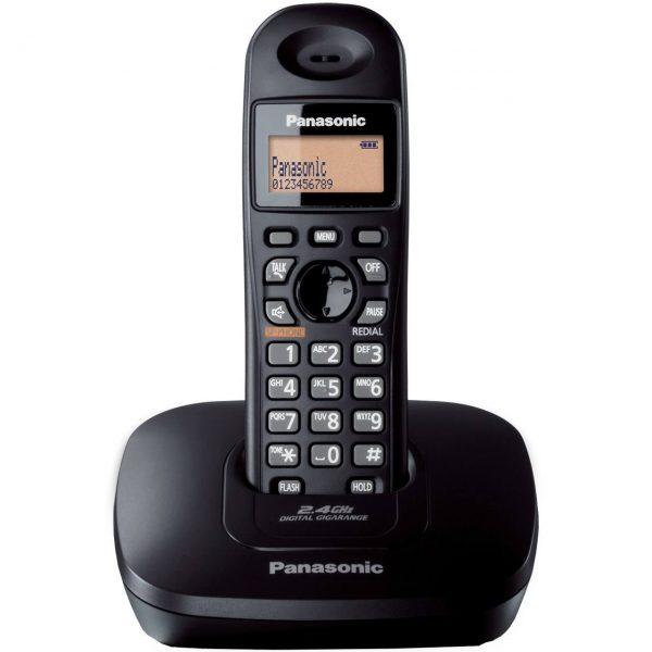 گوشی تلفن بیسیم پاناسونیک مدل Panasonic-KX-TG3611