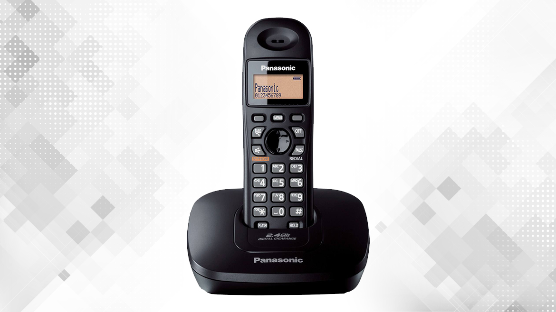 گوشی تلفن بیسیم پاناسونیک مدل KX-TG3611