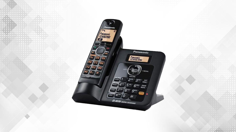 گوشی تلفن بیسیم پاناسونیک مدل KX-TG3811