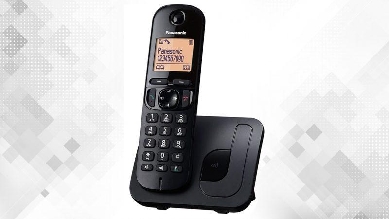 گوشی تلفن بیسیم پاناسونیک مدل KX-TGC210