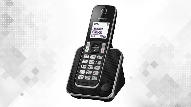 گوشی تلفن بیسیم پاناسونیک مدل KX-TGD310