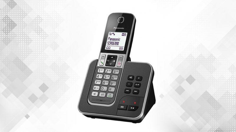 گوشی تلفن بیسیم پاناسونیک مدل KX-TGD320